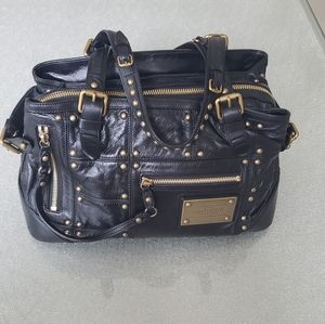 LIMITED EDITION Louis Vuitton Lambskin Riveting